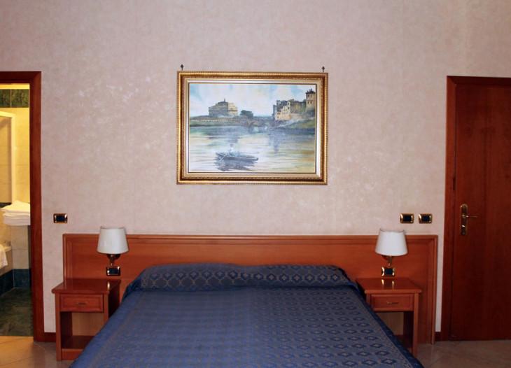 hotelorlanda-roma-Vierzimmer 2