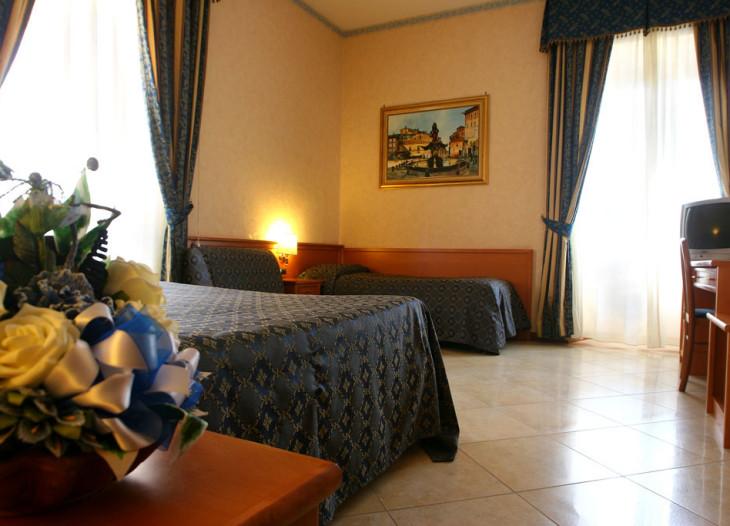 hotelorlanda-roma-Vierzimmer 3