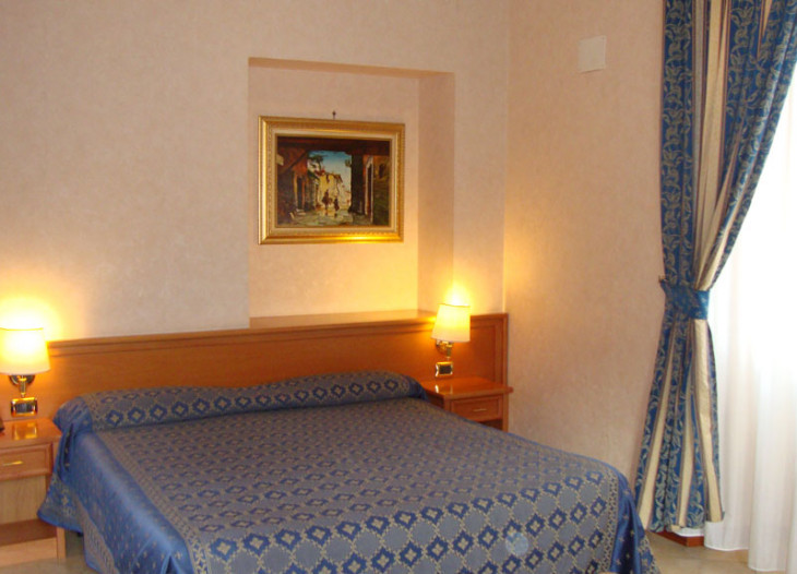 hotelorlanda-rome-Doppelzimmer 1