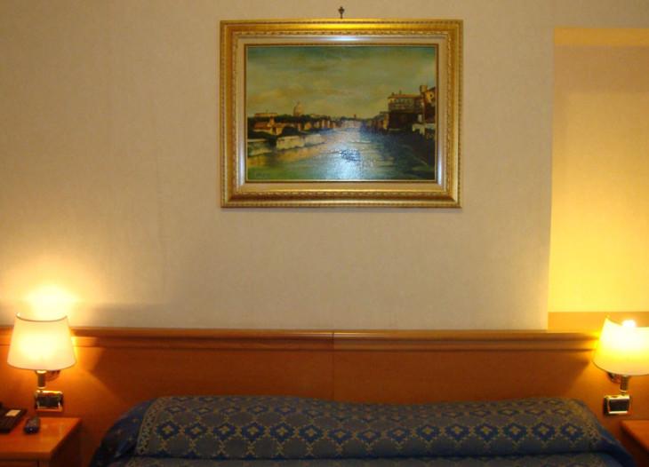 hotelorlanda-rome-Doppelzimmer