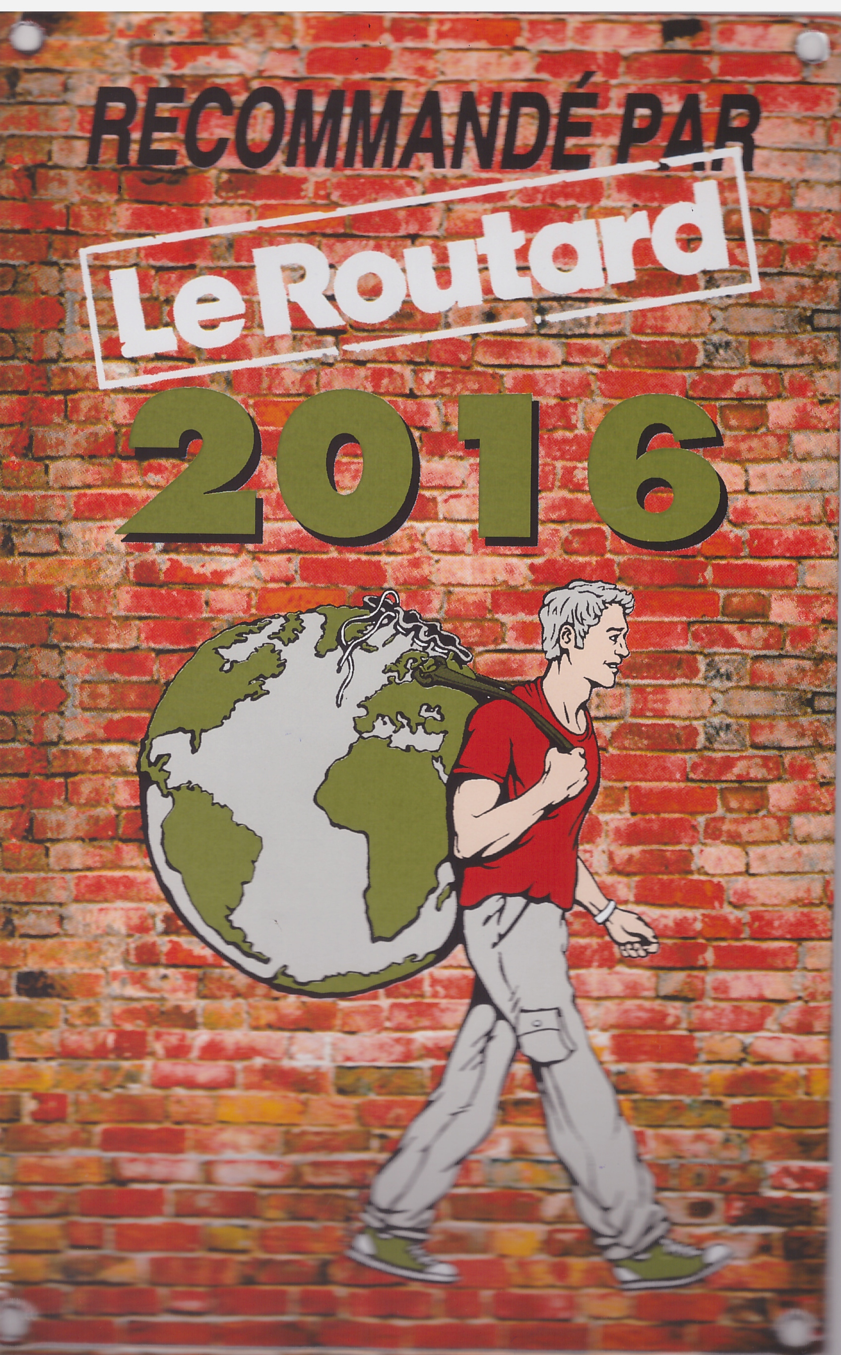 HOTEL ORLANDA Guide du routard 2016