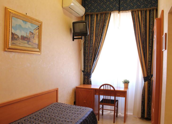 hotelorlanda-roma-Einzelzimmer 1