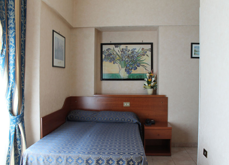 hotelorlanda-roma-Einzelzimmer 2
